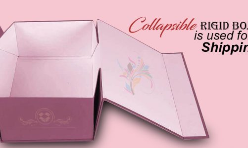 Collapsible Rigid Boxes is used for Shipping?