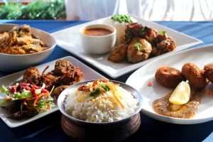 Indian restaurant in southshore